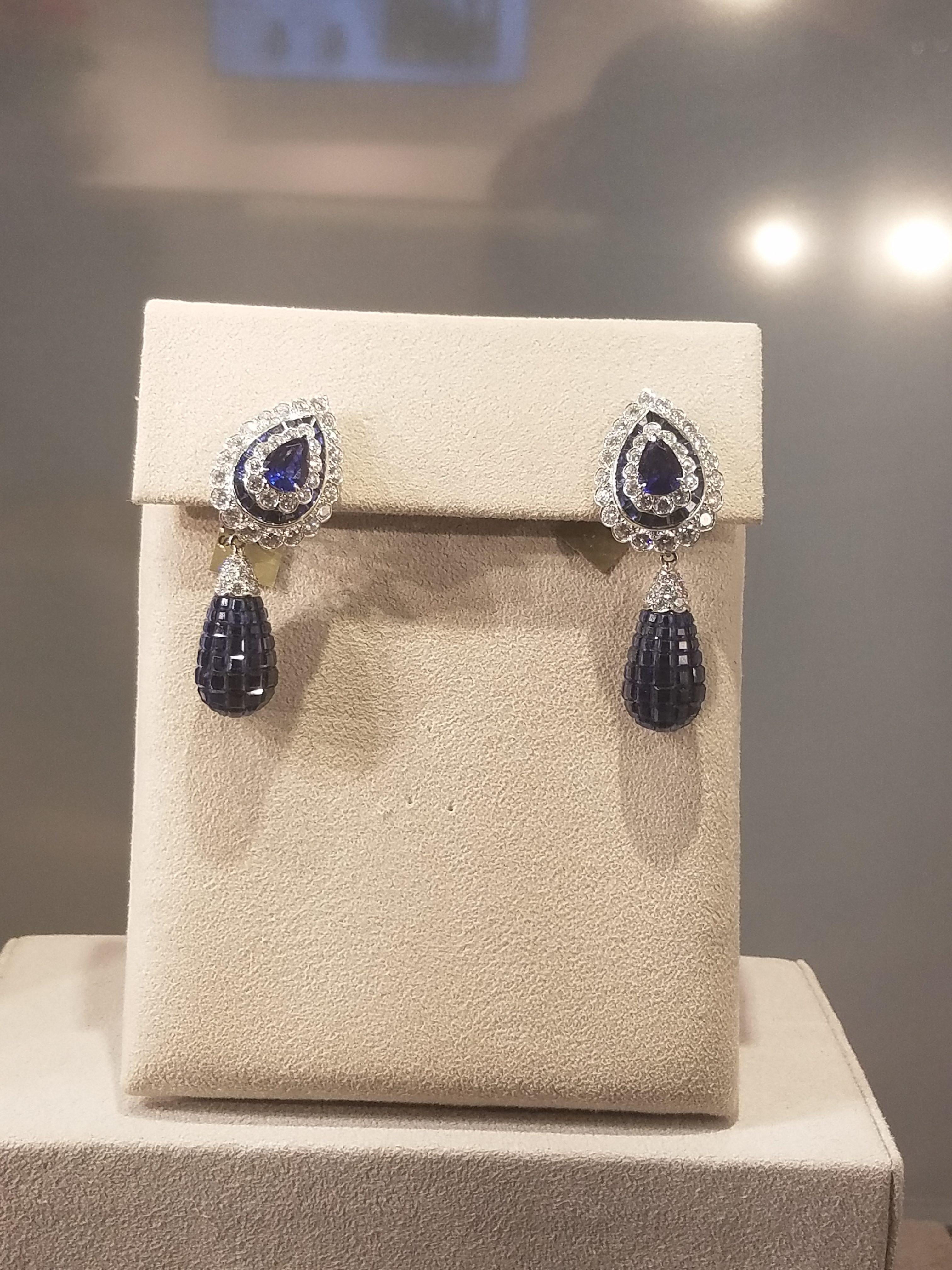 Elizabeth-Taylor-Sapphire-Earrings