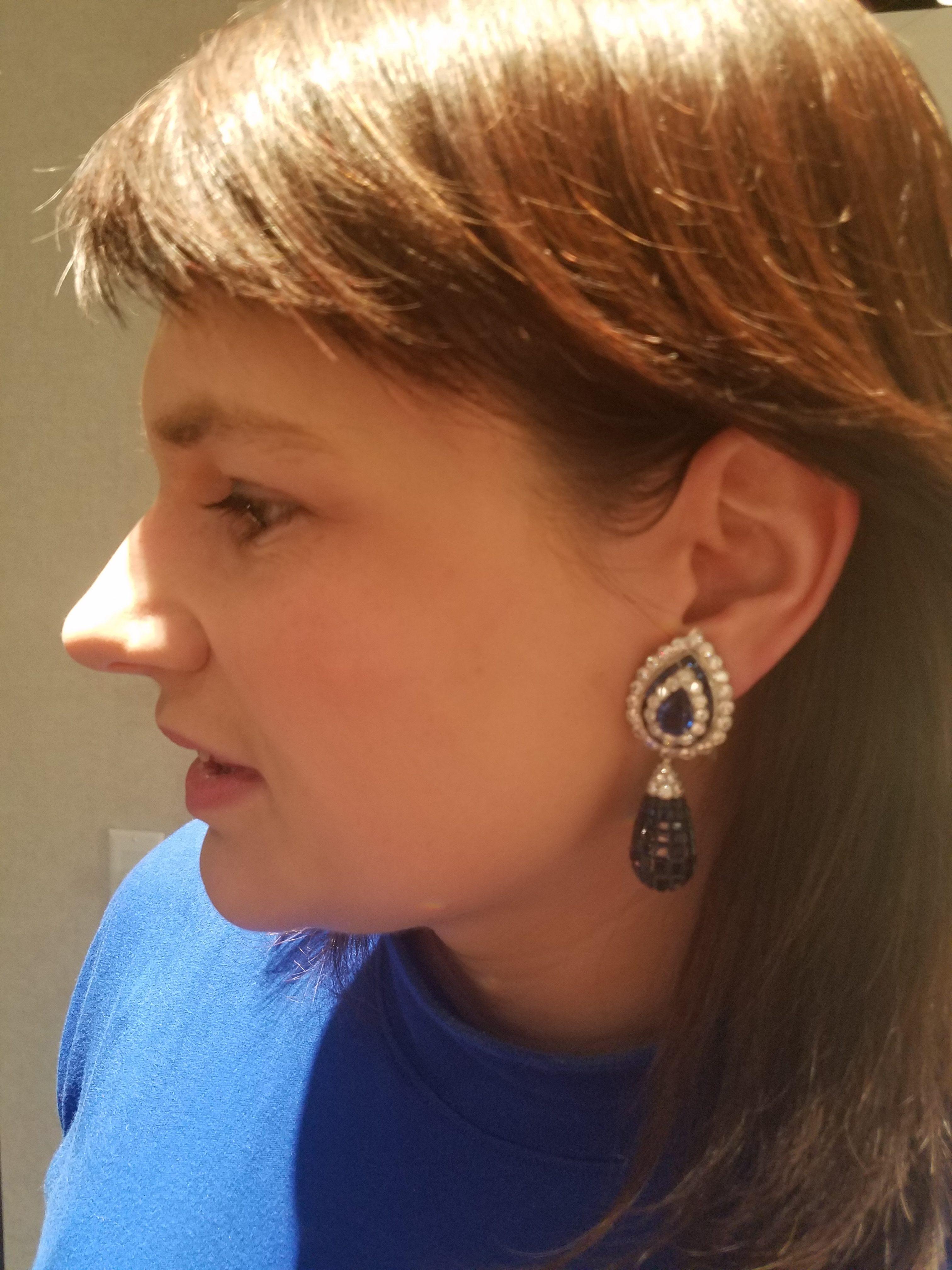Wearing-elizabeth-taylor-sapphire-earrings